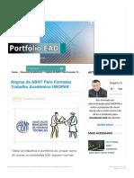 portfolio ead