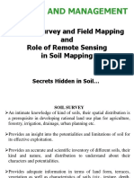 Soil Analysis Survey and Mapping III 2017