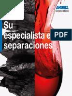 Andritz Separation Brochure ES