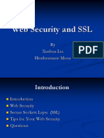 Chapter 5- WebSecurity and SSL