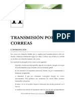 Transmisión Por Correas