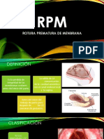 RPM Universidad San Luis Gonzaga Obstetricia