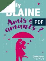 Amis Ou Amants - Emily Blaine