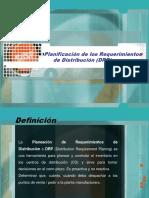 PLANEACION DE LOS REQUERIMIENTOS DE DISTRIBUCION
