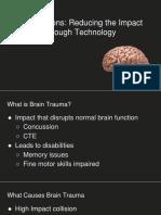 brain trauma  1
