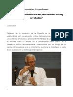 1- El Pensamiento critico de la descolonización de Enrique Dussel.odt