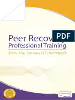 PARfessionals Train The Trainer  WorkBook 2015
