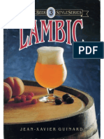 Classic Beer Style Series #03 - Lambic; By Jean Guinard (1990)