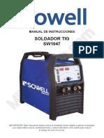 Manual Sw1047