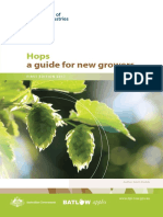 Hops Guide for New Growers