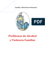 Alcohol y Violencia Familiar