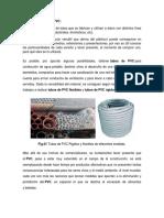 Tipos de Tuberías de PVC