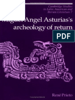 [Cambridge Studies in Latin American and Iberian Literature] Reni Prieto - Miguel Angel Asturias's Archeology of Return (1993, Cambridge University Press).pdf