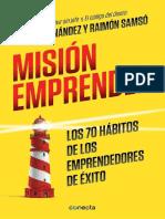 MISION MEPRENDER - RAIMON SAMSO  Y SERGIO FERNANDEZ