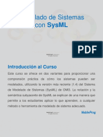 Introduccion a SysML