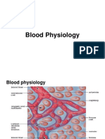 5. Physiology of Blood