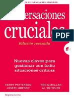 Conversaciones Cruciales - Edición Revisada - Kerry Patterson[1]