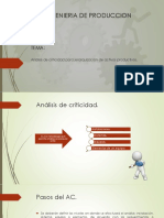 Analisis produccion
