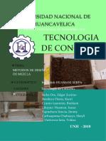 Informe de laboratorio de concreto