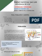 8. Ing. Civil Población y Muestra