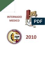 Programa Academico Internado ESM 2010