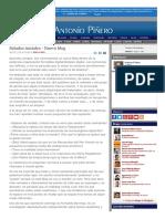 2007-01-29 Saludos Iniciales - Nuevo Blog [2 de 3084]