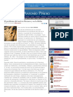 2007-03-12 El Problema Del Mal en Plutarco y en La Biblia G. Del Cerro [24 de 3084]
