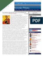2007-04-30 Los Hechos Apócrifos de Juan en La Tradición (I) G. Del Cerro [50 de 3084]