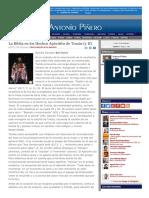 2007-07-02 La Biblia en Los Hechos Apócrifos de Tomás (y II) G. Del Cerro [80 de 3084]