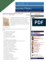 2007-06-22 Explicación Del Evangelio de Judas 02-17 s06 [76 de 3084]