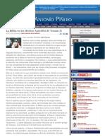 2007-06-25 La Biblia en Los Hechos Apócrifos de Tomás (I) G. Del Cerro [77 de 3084]