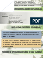 5. Ing. Civil. Operacionalizacion de Variable