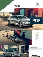 Volkswagen Vento Brochure