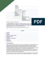 Object Database Lazarus