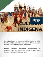 Cultura Indígena e Africana