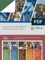 CRLA 2017 Annual Report