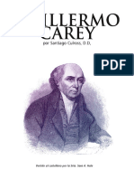 BIOGRAFIA Guillermo Carey Santiago Culross