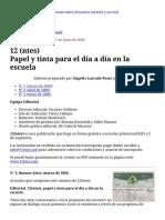 Publicaciones_ 12 (Ntes) - Imaginaria No. 182 - 7 de Junio de 2006