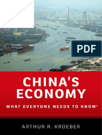 China's Economy - What Everyone Needs to Know