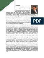 Alan Garcia Perez 1er Gobierno