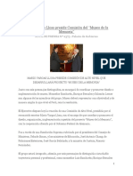 Marzo - Abril 2009 Compilación Publicaciones en Medios LUM