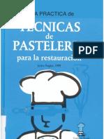 Tecnicas de Pasteleria 1 10