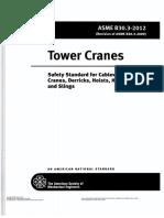 ASME B30.3-2012   Tower Cranes.pdf