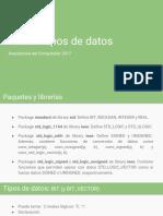 4-VHDL_ Tipos de Datos