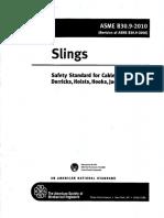 ASME B30.9-2010 Slings.pdf