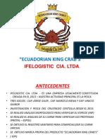 centolla ecuatoriana
