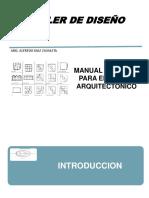 Manual de Apoyo Para El Diseño Arquitectonico