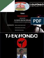 Taekwondo Final - Elli Millan.pptx