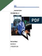 Short User Manual 578140