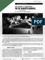 Del Teatro de Alberto Kurapel